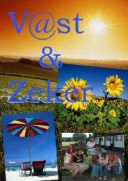 V@st & Zeker (jun-2006) 653.75 Kb - Christelijke Jeugdkampen