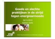 Presentatie (pdf) - VREG