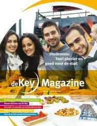 Studenten: Veel plezier en goed voor de stad - Woonstichting De Key