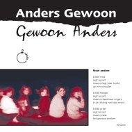 Anders Gewoon - Chiro