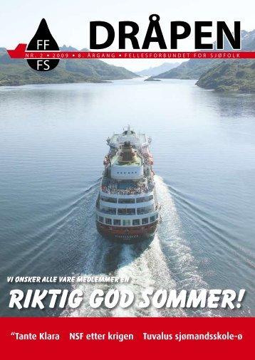 riktig god sommer! - Fellesforbundet for sjøfolk