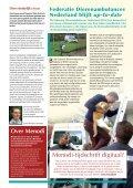 Wij staan klaar voor alle dieren! - Stichting Menodi - Page 2