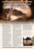 Wij staan klaar voor alle dieren! - Stichting Menodi - Page 4
