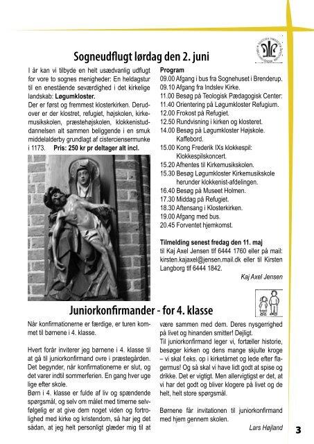 Årets konfirmander - Stort tillykke! - Brenderup Indslev Kirke