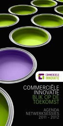 CommerCiële innovatie blik op de toekomst - gemeente Jabbeke