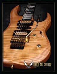 Namm 2011 catalog - Dean Guitars