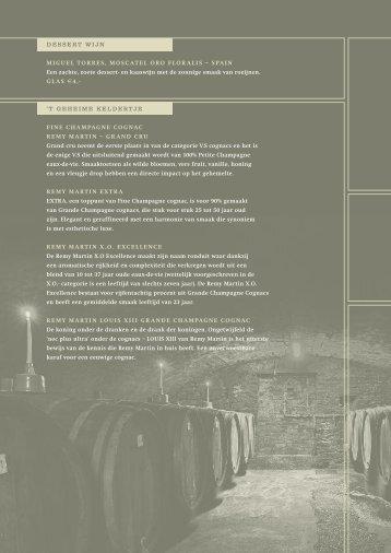 Klik hier voor onze wijnkaart - Westewind