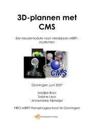 3D-plannen met CMS - Hanzehogeschool