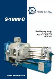 Dépliant S 1000 C_français - Vemas