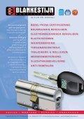 Verso Cliq cilinder - Blankestijn Beveiliging - Page 6