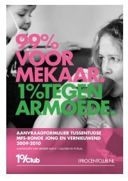1procentclub.nl - 1%EVENT – Congres Internationale ...