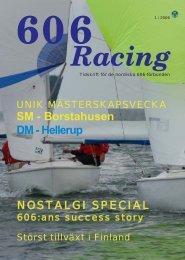 SM - Borstahusen DM - Hellerup - Svenska 606-förbundet
