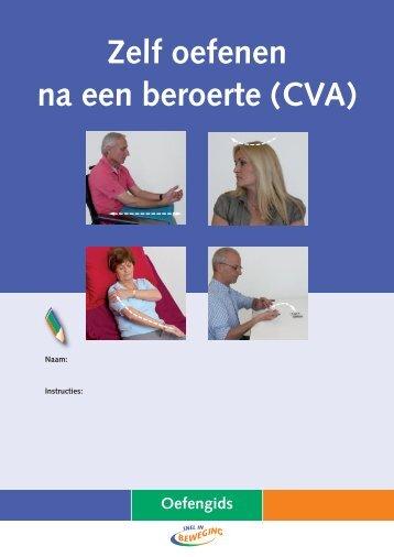 Oefengids beroerte - Nederlandse Vereniging voor Neurologie