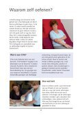 Oefengids beroerte - Nederlandse Vereniging voor Neurologie - Page 6