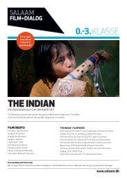Undervisningsmateriale The Indian indskoling PDF - Salaam DK