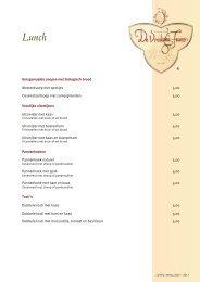 Bekijk/download de menukaart - De Vroolijke Frans