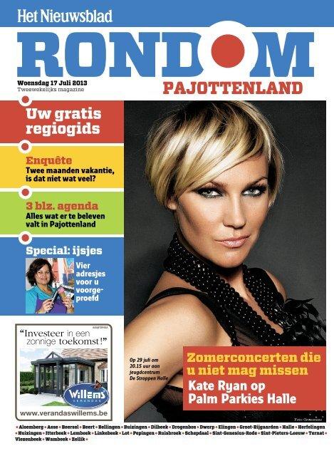 PAJOTTENLAND - Rondom - Het Nieuwsblad