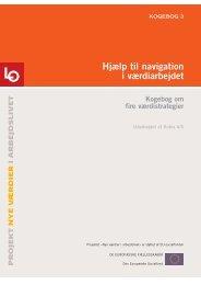 Hjælp til navigation i værdiarbejdet - LO