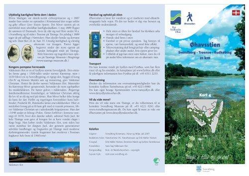 – dage i blåt og grønt Øhavsstien - Svendborg kommune