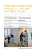 Tvättbjörnen nr 2 2010 - Electrolux Laundry Systems - Page 6