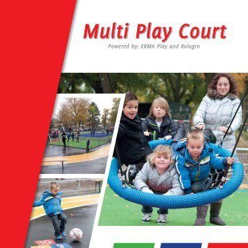 Multi Play Court - Rolugro