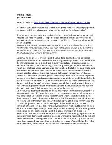 free tibetan buddhism texts pdf