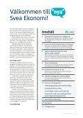 Mars 2013 - Svea Ekonomi - Page 3