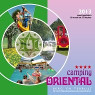 Download brochure - Camping Oriental
