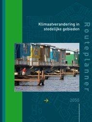 Klimaatverandering in Stedelijke gebieden - Klimaat voor Ruimte