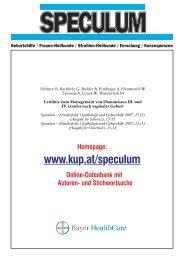Leitlinie zum Management von Dammrissen III. und IV. Grades nach ...