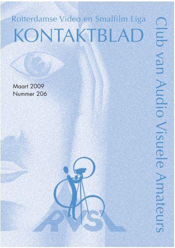 Maart 2009 pdf.qxp - Rotterdamse Video en Smalfilm Liga