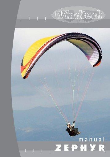 Zephyr MANUAL WEB:ENGLISH - Windtech