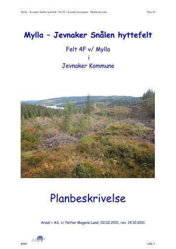 1. Planbeskrivelse - Oppland fylkeskommune