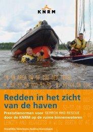 Redden in het zicht van de haven 2006 - KNRM