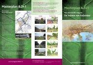 Masterplan - de tuinen van aalsmeer
