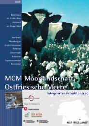 Niedermoor - Marke Ostfriesland