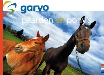 Folder paarden en pony's
