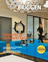 Briggenbladet 2-2008 - Fastighets AB Briggen