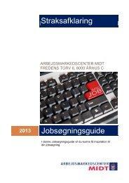 AMCmidt - Jobsøgningsguiden (pdf 373 KB) - Aarhus.dk