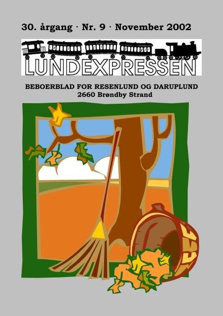 30. årgang · Nr. 9 · November 2002 - lundens.net