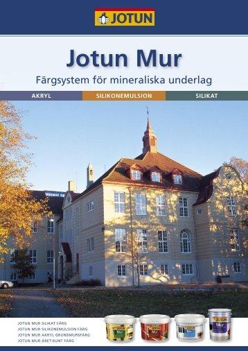 Jotun Mur Silikat - Lovelyhome.se