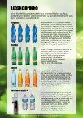 Kildevand og mineralvand i unikke Pinifarinaflasker - Page 2