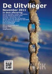 De Uitvlieger November 2011 - Nederlands Vereniging In Karinthie