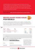 Rode Kruis postzegels - Het Nederlandse Rode Kruis - Page 2