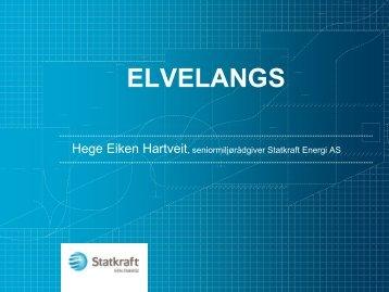 ELVELANGS - Energi Norge