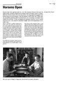 Mathiesen reaching for the stars - Dansk Backgammon Forbund - Page 5