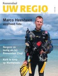 Marco Heesbeen - Uw Regio