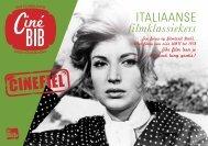 Italiaanse klassieke film - Cinebib