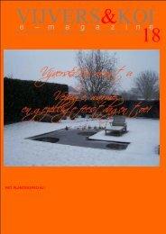 Vijvers & Koi e-Magazine 18
