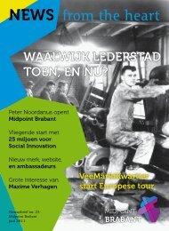 Nieuwsbrief juni 2011 - Midpoint Brabant